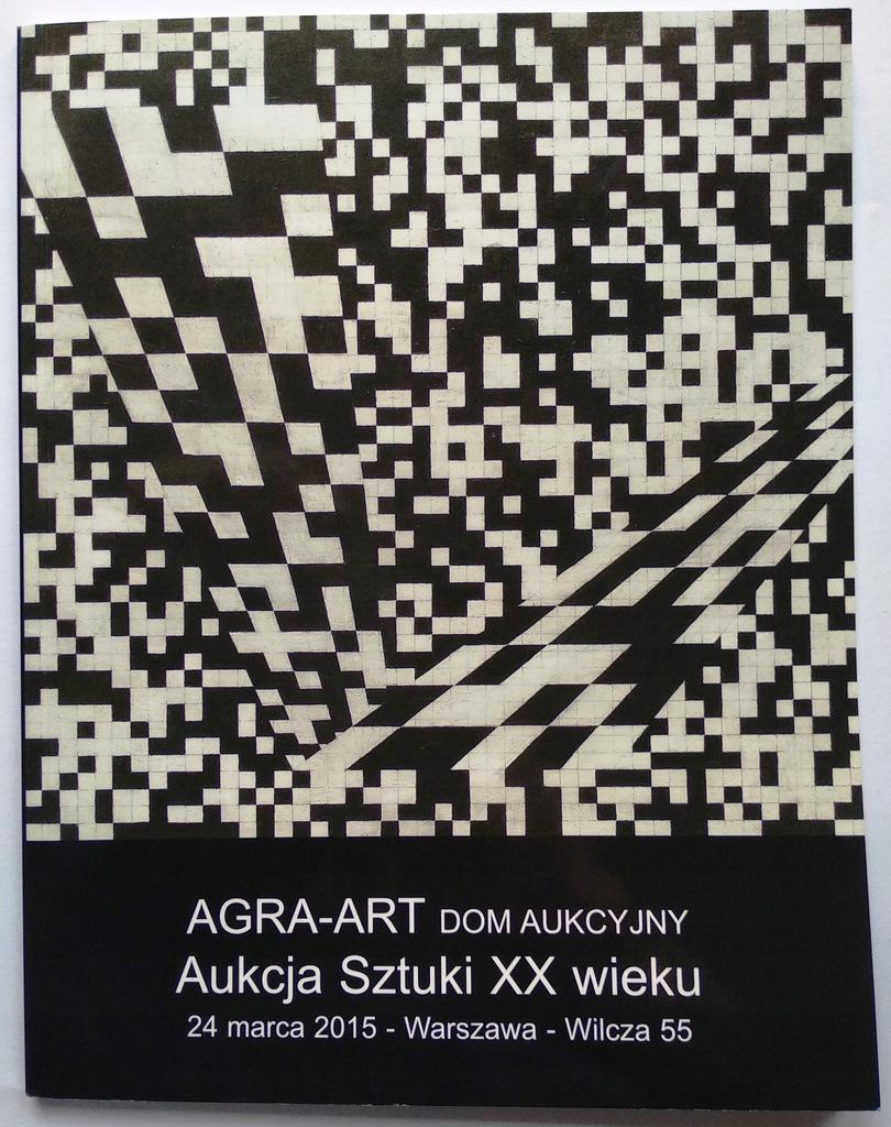 AGRA-ART – katalog aukcji dzieł sztuki 24.03.2015