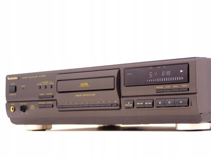 TECHNICS SL-PG590 odtwarzacz cd