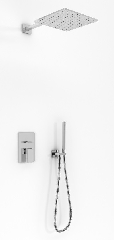 Zestaw prysznicowy Saxo KOHLMAN QW220SQ35