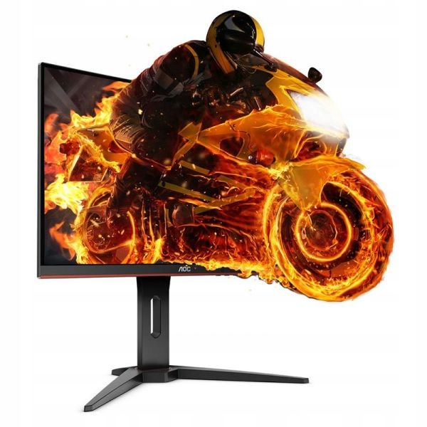 BLACK WEEK! Monitor Gamingowy AOC 27 MVA FullHD