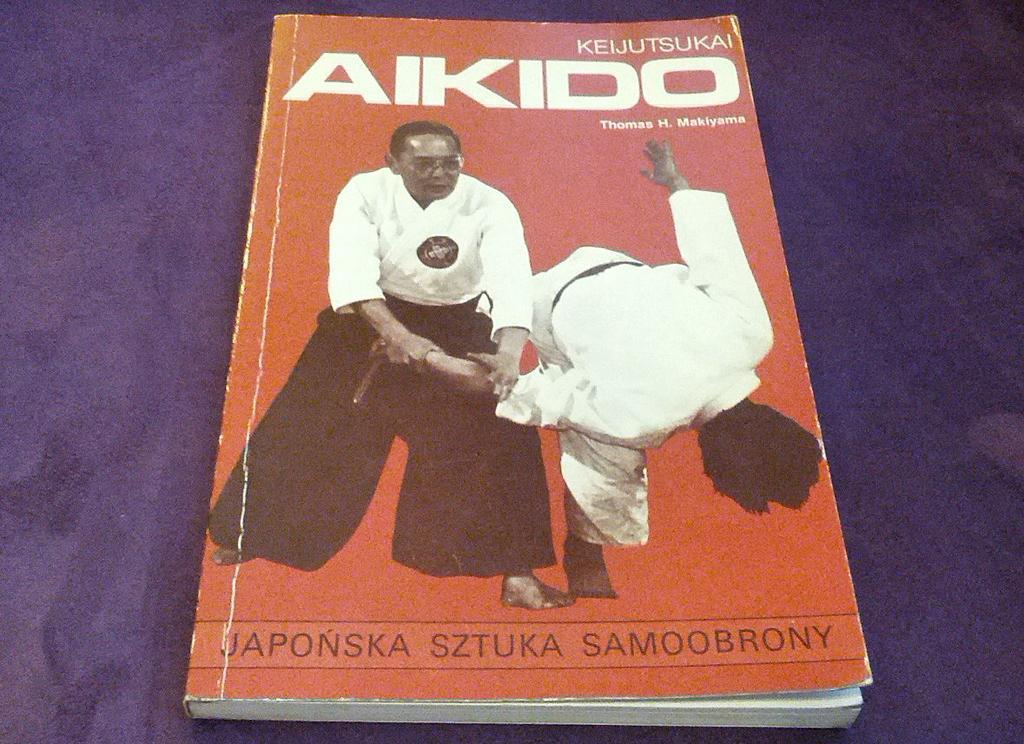 Keijutsukai Aikido Makiyama - sztuki walki
