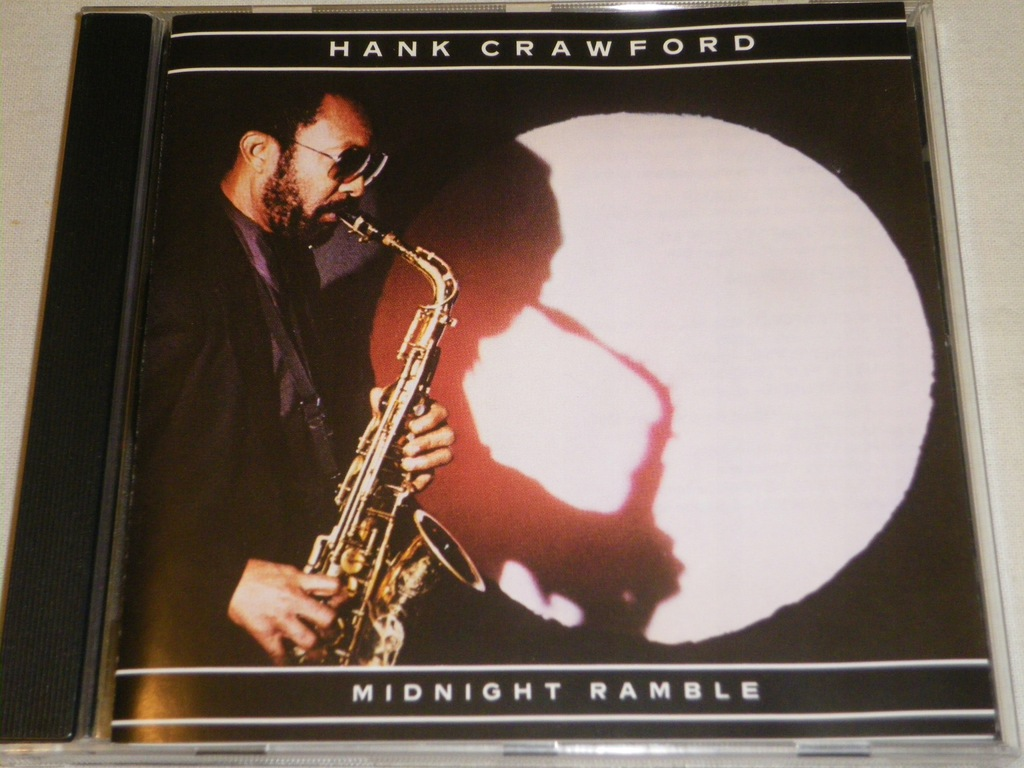 Hank Crawford- Midnight Ramble-- CD