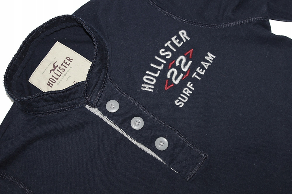 * HOLLISTER by_ABERCROMBIE&FITCH LONGSLEEVE S
