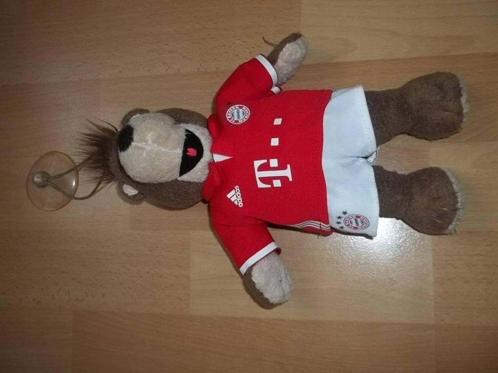 Bayern Monachium maskotka mis