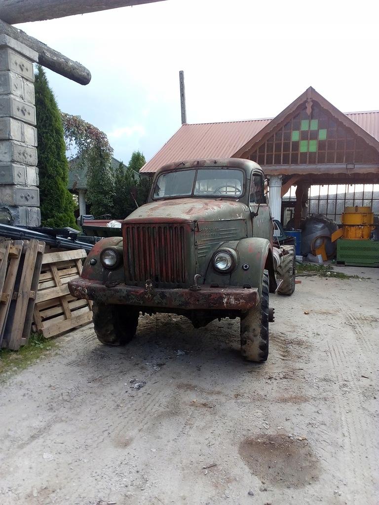 Gaz 63 Lublin