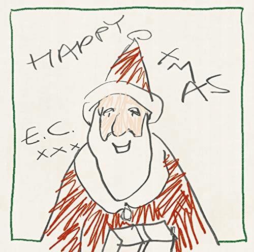 Eric Clapton Happy xmas CD