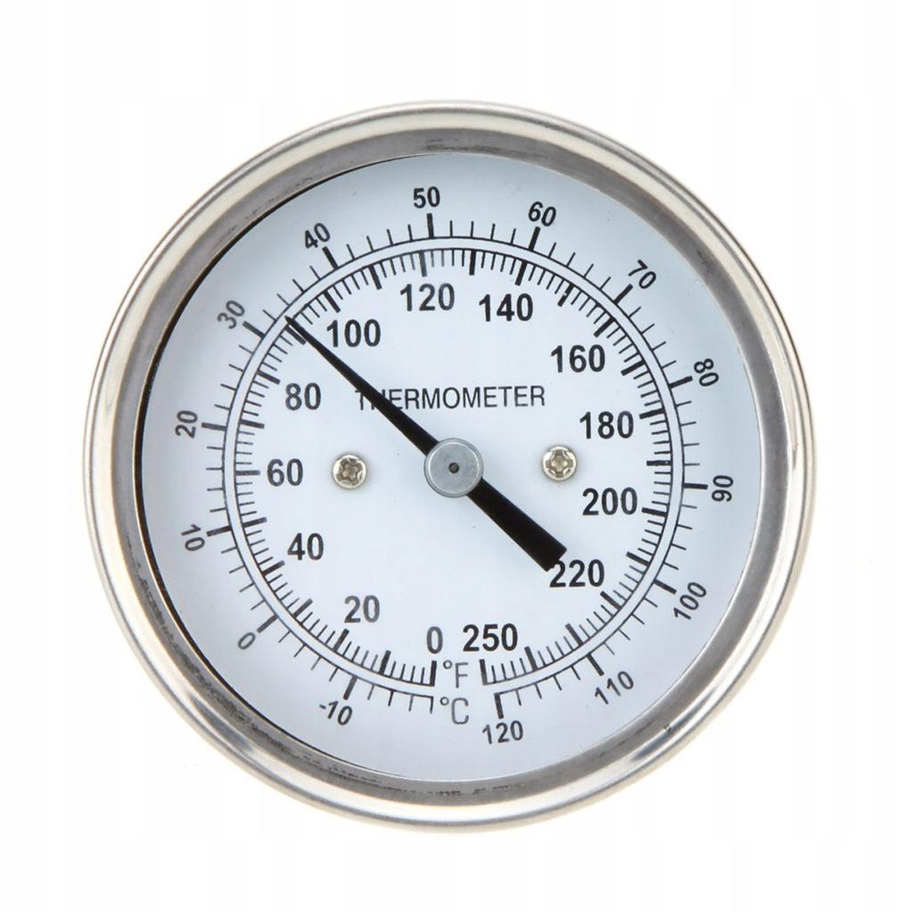 120-stopniowy termometr do grilla Grill Palacz Met