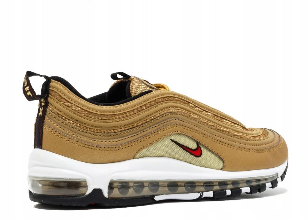 Buty Damskie Nike Air Max 97 Og Metallic Gold 884421 700