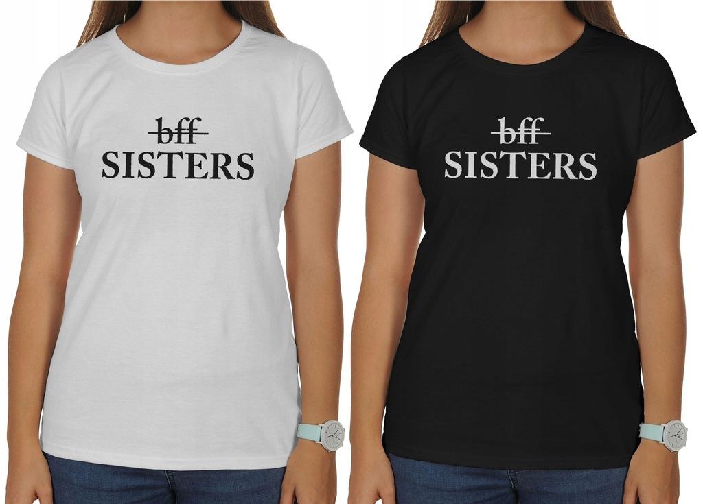 Koszulki Dla Przyjaciolek Best Friends Komplet 152 7521860002 Oficjalne Archiwum Allegro
