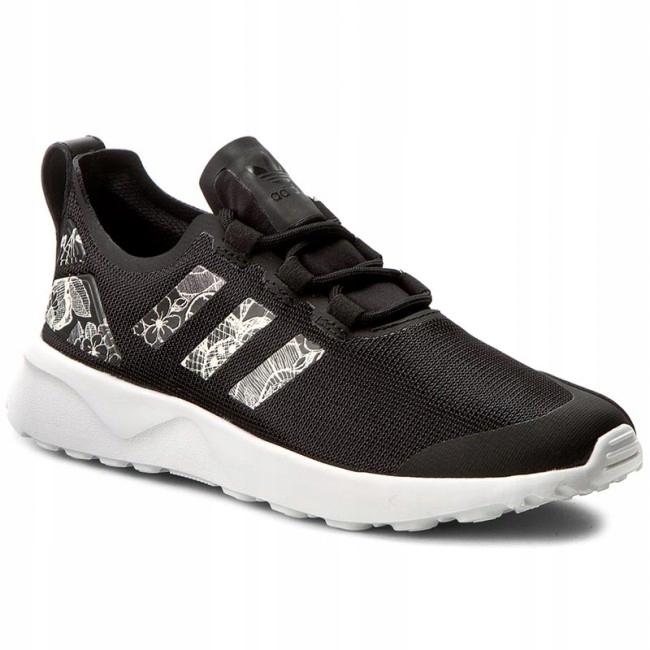 adidas Originals ZX Flux ADV Verve W Black Metallic White