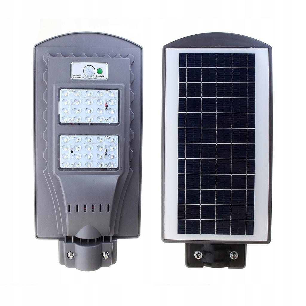 Głownia 40W Lampa Latarnia Uliczna Solarna LED