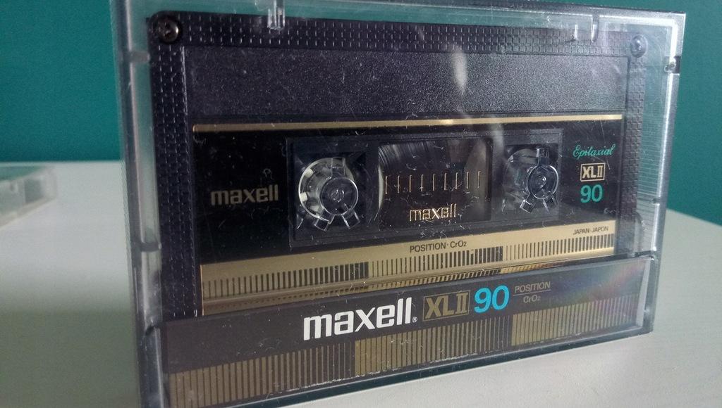 Kaseta MAXELL XLII 90