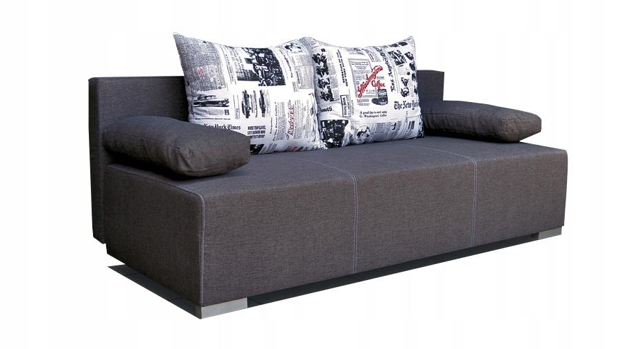 Kanapa GAJA rozkładana sofa wersalka łóżko- RIBES