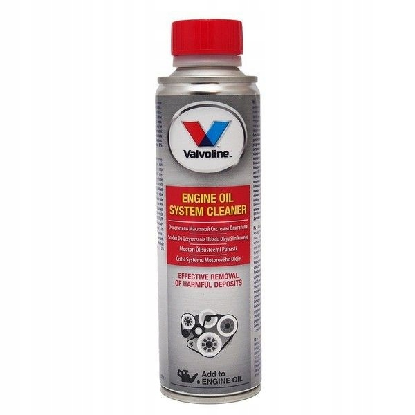 VALVOLINE ENGINE OIL SYSTEM CLEANER 300ML PŁUKANKA