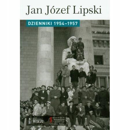 JAN JÓZEF LIPSKI DZIENNIK 1954-1957 (BDB-)