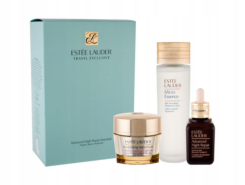 Estee Lauder Advanced Serum + Balsam + Krem