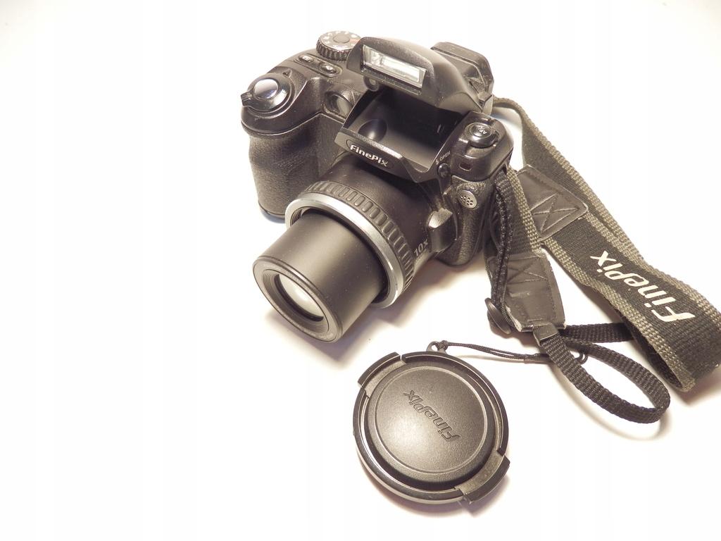 Aparat Cyfrowy Fujifilm Finepix S5500 8742489217 Oficjalne Archiwum Allegro