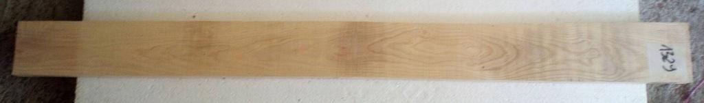 Dr1329 drewno jesion 116x10x2,6cm heblowane