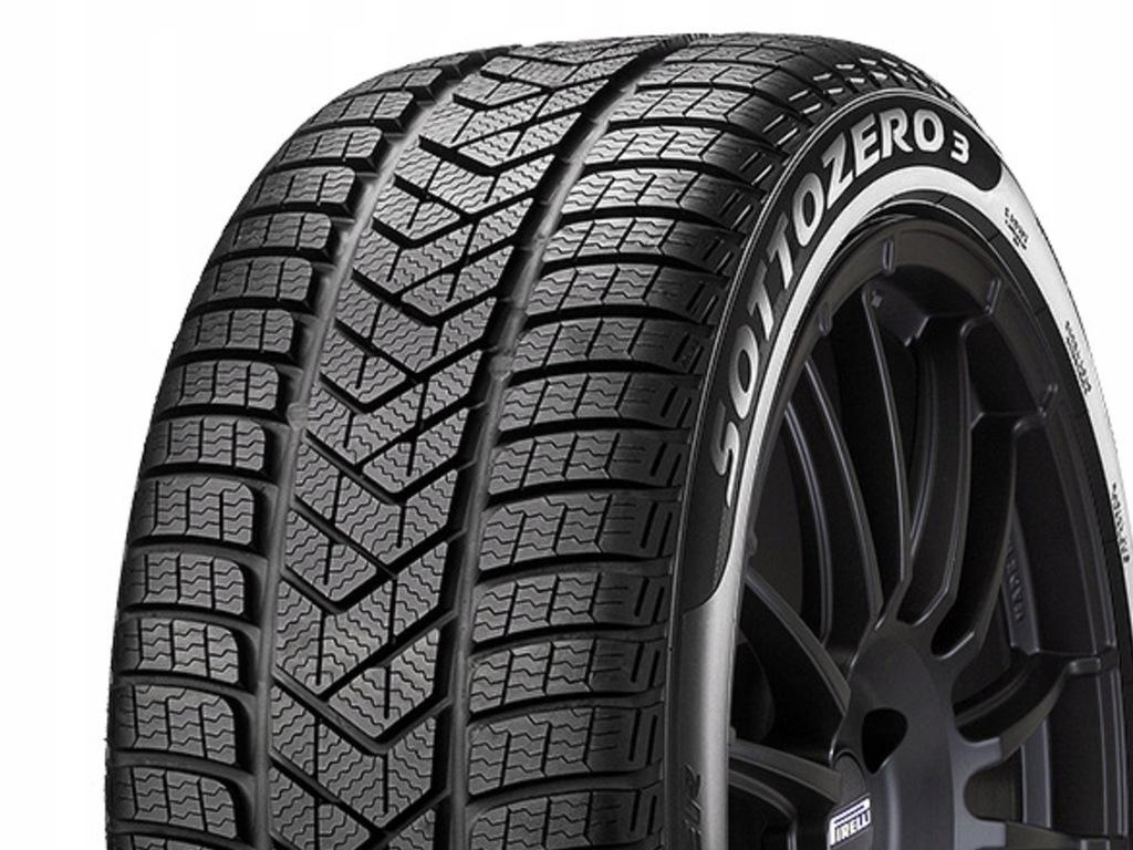 2x Pirelli 225/45R19 96V WINTER SOTTOZERO 3 FR RFT