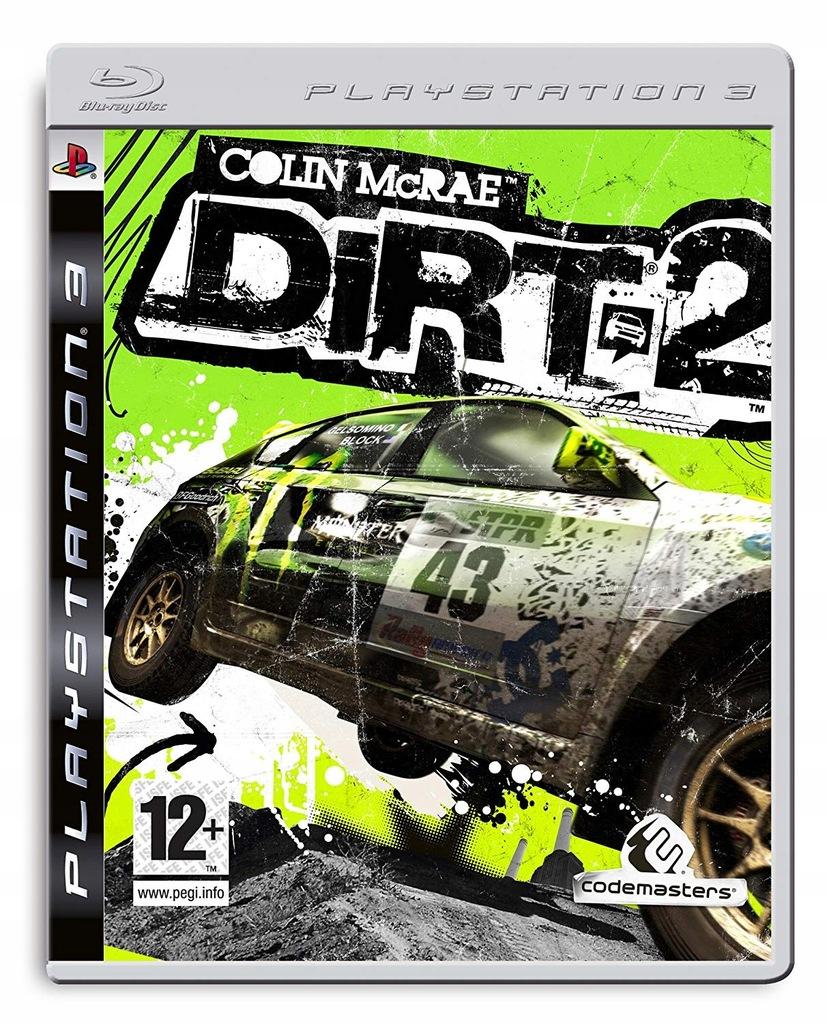 Colin Mcrae Dirt 2 Ps3 Playstation 7901256413 Oficjalne Archiwum Allegro