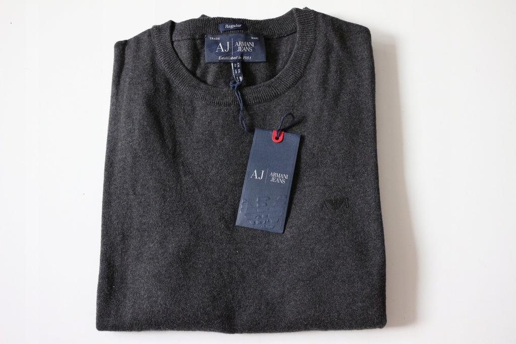 Armani Jeans sweter rozm L Łódź