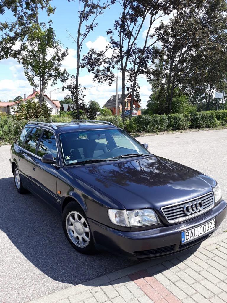 Audi A6 C4 2 5 Tdi S Line 8403917898 Oficjalne Archiwum Allegro
