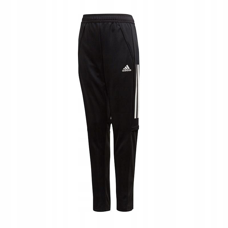 Spodnie ADIDAS Condivo 20 czarne EA2479 - 164 cm