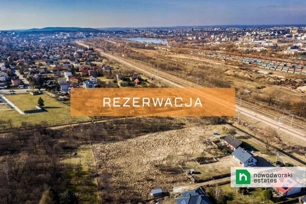 Działka, Kraków, Bieżanów-Prokocim, 851 m²