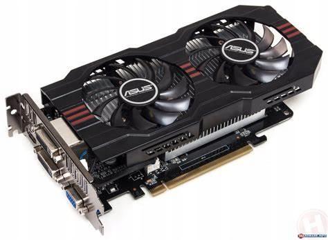 Asus Geforce Gtx 750 Ti Oc 2 Gb Ddr5 8362152300 Oficjalne Archiwum Allegro