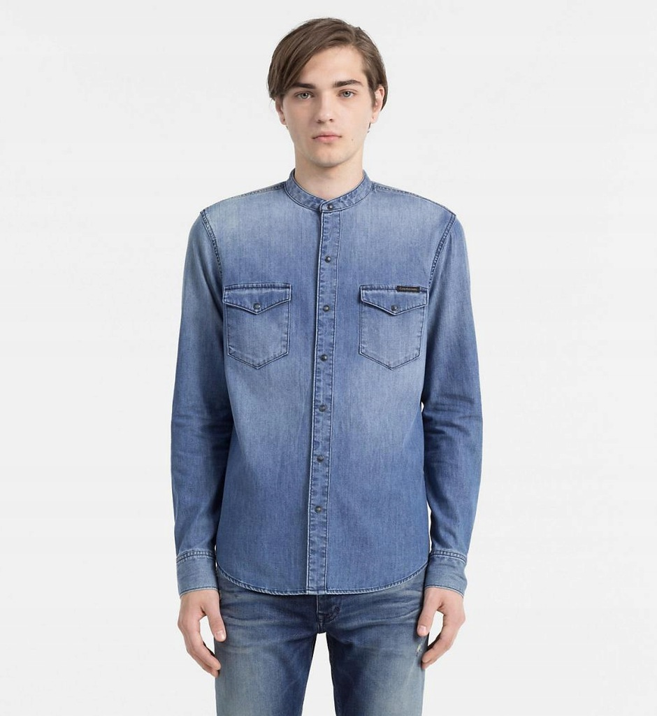 Koszula dżinsowa Calvin Klein Jeans rozm L!!
