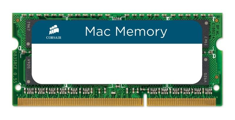 CORSAIR 2x4 GB 8 GB SODIMM DDR3 1066MHz DO LAPTOPA