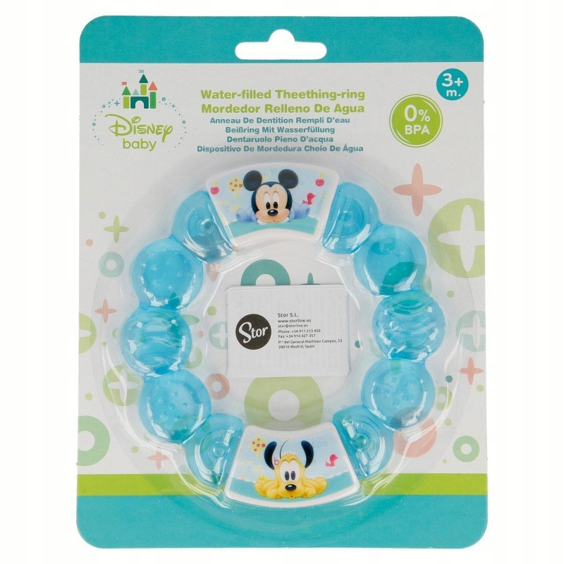 Mickey Mouse - Gryzak wodny 3 m+