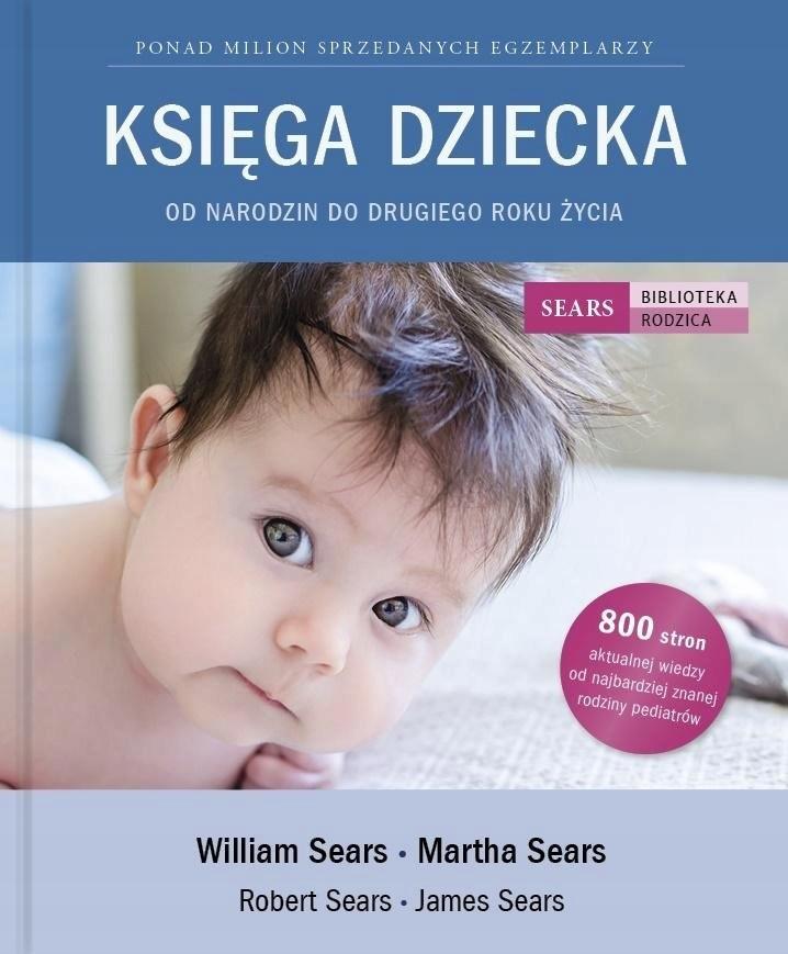 KSIĄŻKA Księga dziecka. Od narodzin do drugiego...