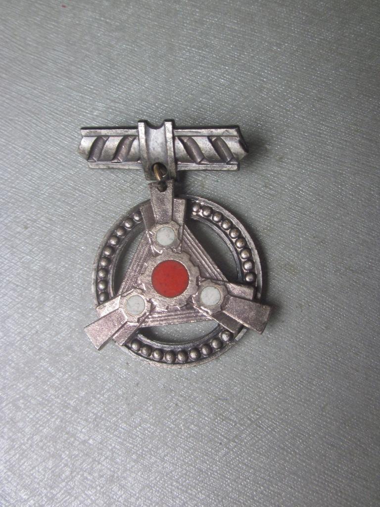 Odznaka Za Zasługi Dla Rozwoju Przem. Maszynowego2