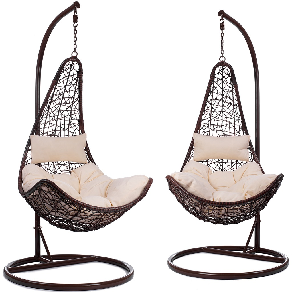 fotel wiszący bujany ogrodowy huśtawka sofotel