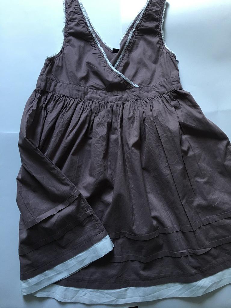 Sukienka Benetton na 150 cm WYPRZEDAŻ