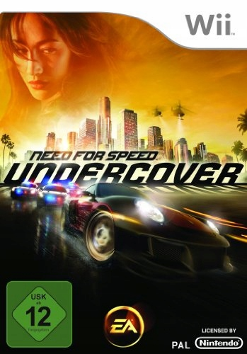 Need For Speed: Undercover [German Version]