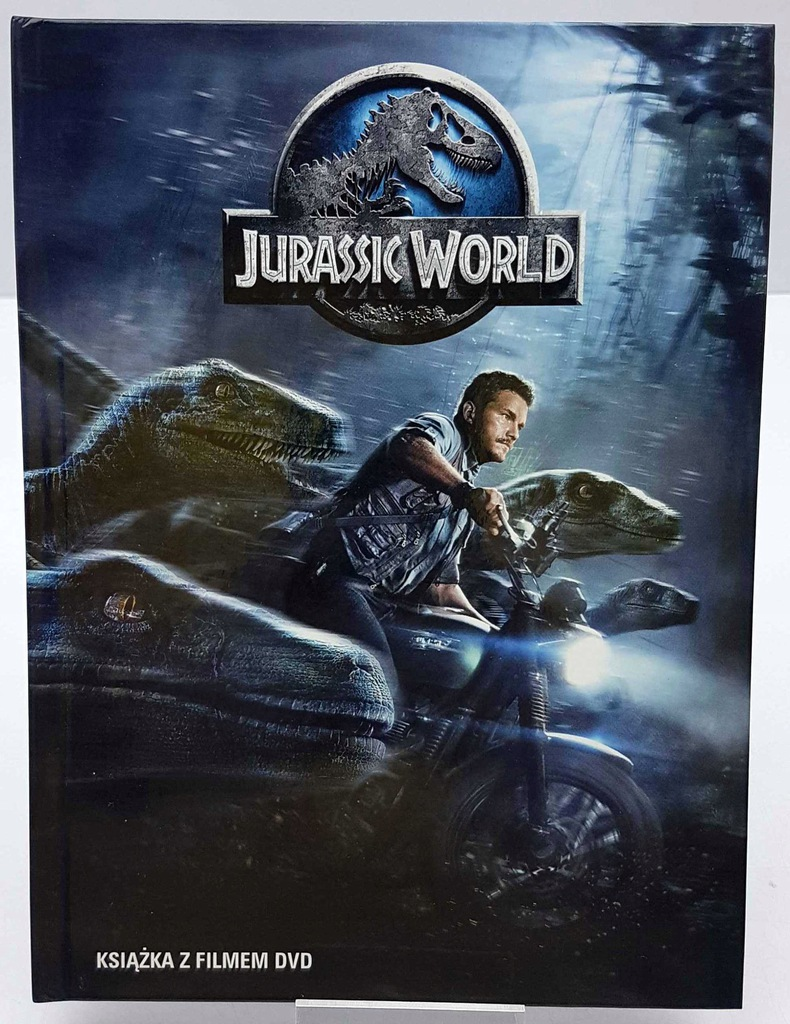 FILM DVD JURASSIC WORLD LOMBARD66