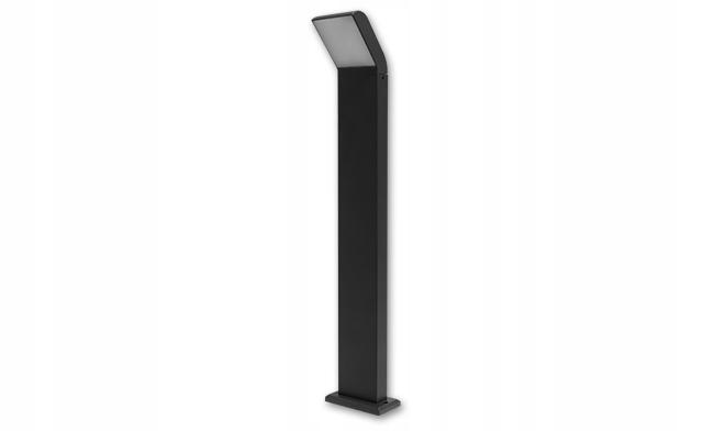 Lampa LED SŁUPEK 12W Clark 80cm Czarna IP54