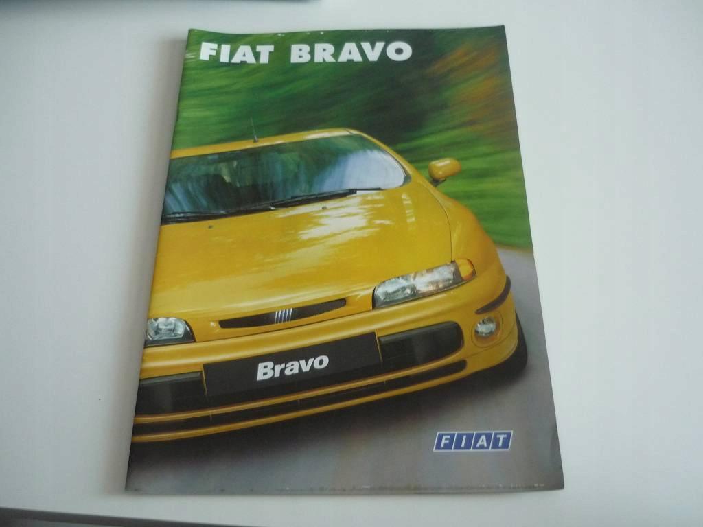 FIAT BRAVO 1999 PROSPEKT