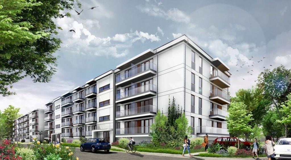 Mieszkanie, Sulejówek, Miński (pow.), 42 m²