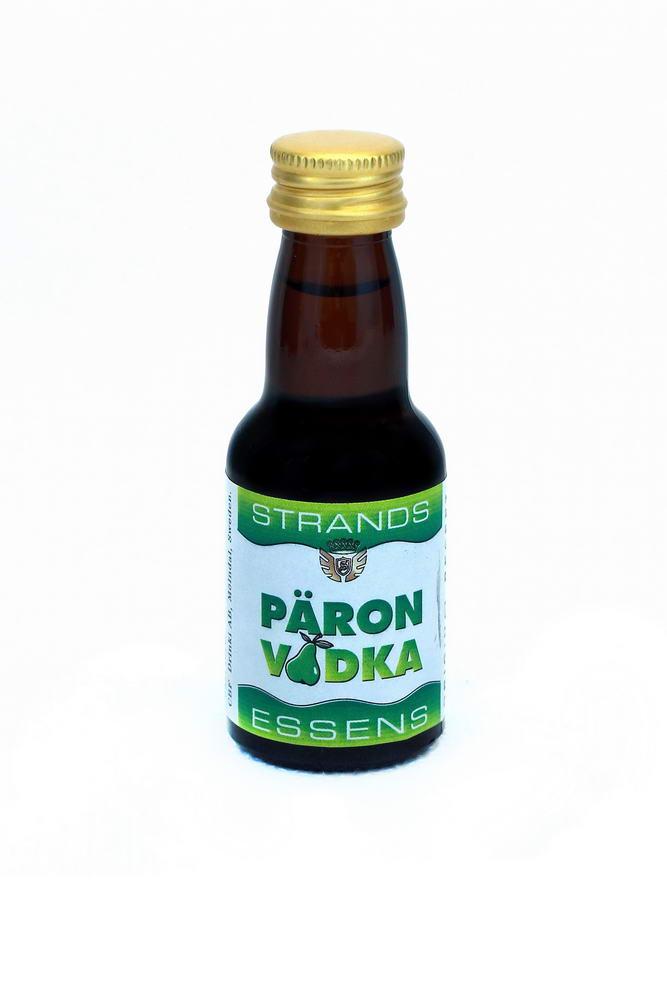 Zaprawka Gruszkowa Paron Vodka