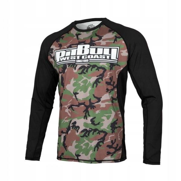 PIT BULL Rashguard Boxing koszulka treningowa r.L