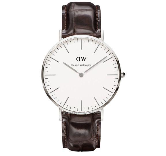Zegarek Męski Daniel Wellington 0211DW Classy York