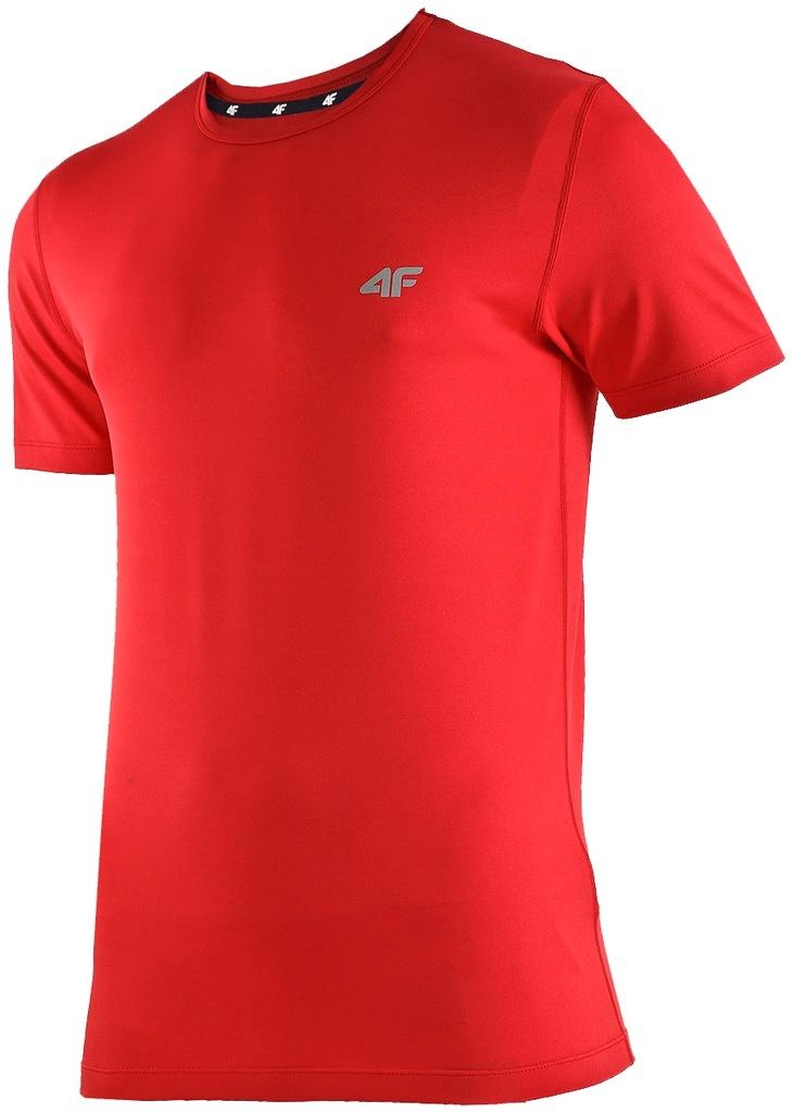 OUTLET T-shirt męski 4F H4L19 TSMF002 r. L