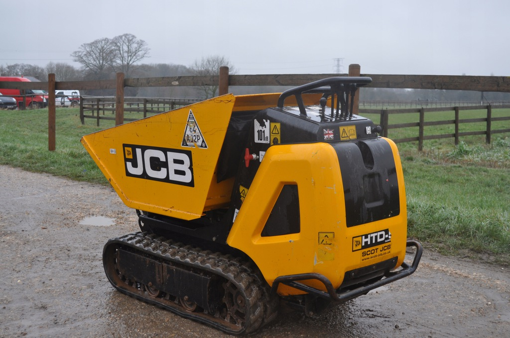 Image result for jcb htd5 dumpster