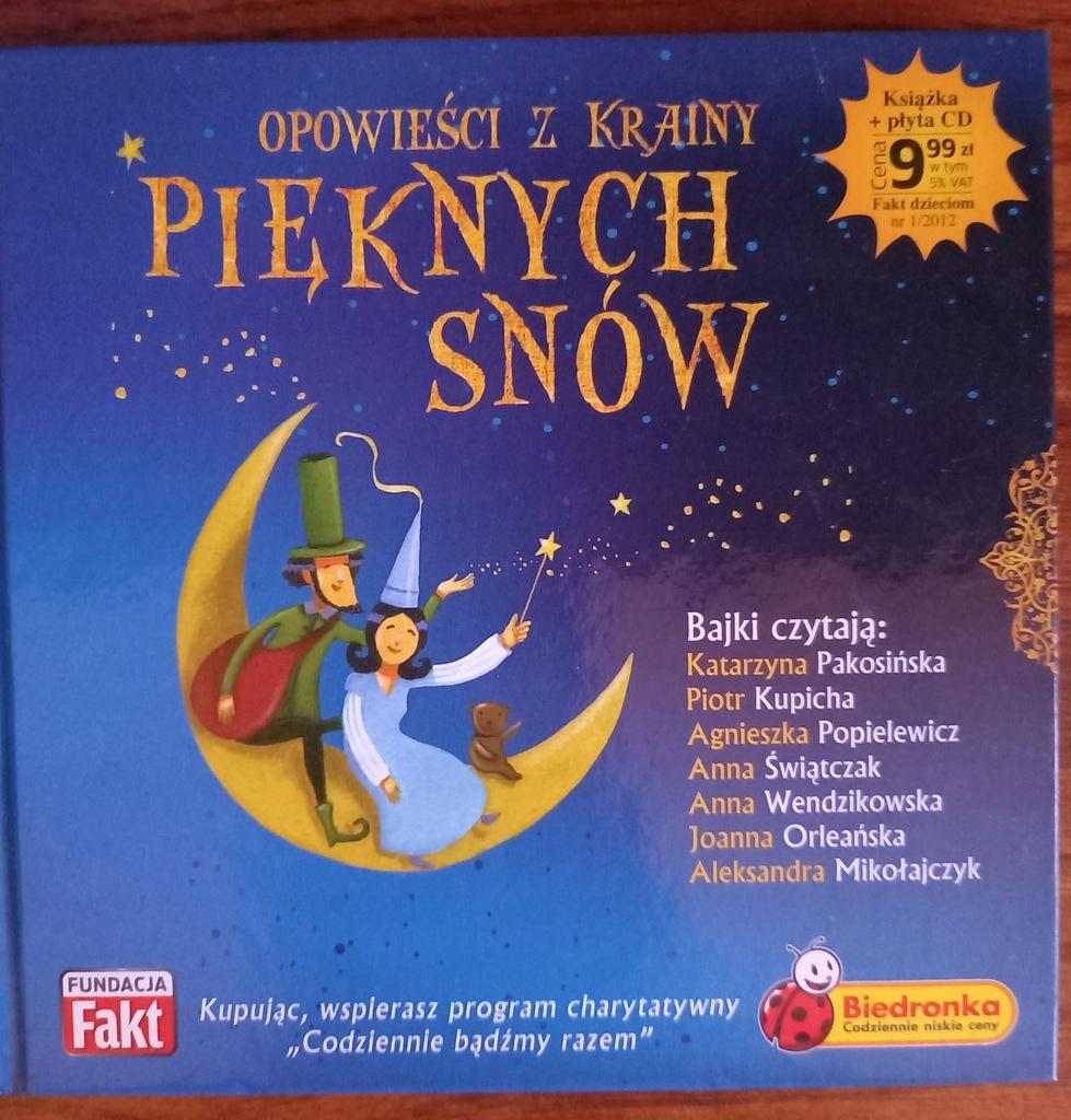 Płyta CD Opowieści z krainy pięknych snów