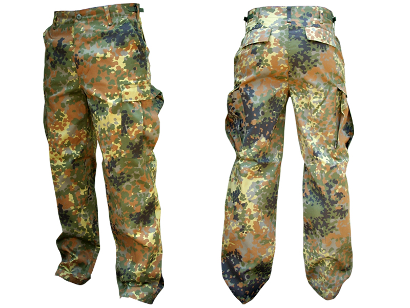 Spodnie Bojówki M65 Moro Mil-Tec BDU Ranger 5XL