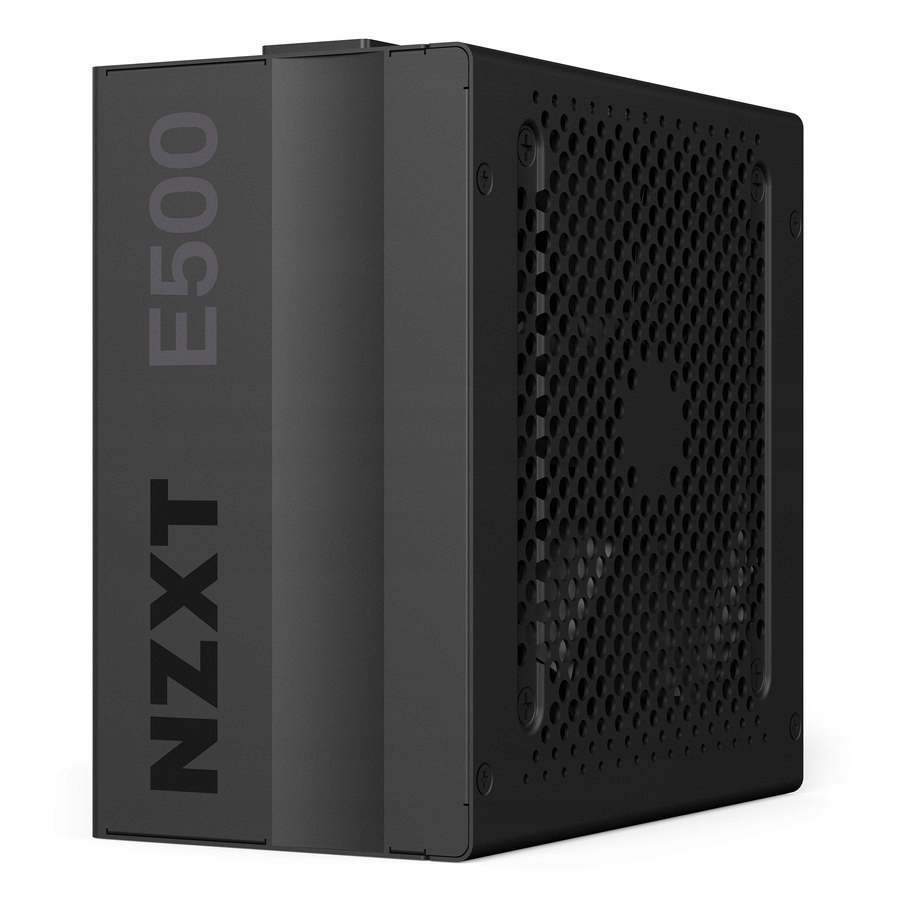 NZXT E500 with EU power cord 500 W