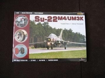 SAMOLOT BOMBOWY SU 22M4/UM3K TOPSHOTS 11008 FOLIA